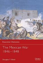 23132 - Meed, D. - Essential Histories 025: Mexican War 1846-1848