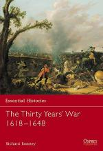 23208 - Bonney, R. - Essential Histories 029: Thirty Years' War 1618-1648