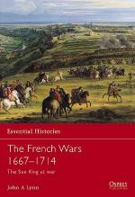 23629 - Lynn, J.A. - Essential Histories 034: French Wars 1667-1714. The Sun King at war