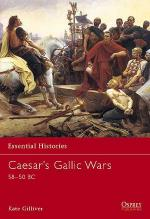 23602 - Gilliver, K. - Essential Histories 043: Caesar's Gallic Wars. 58-50 BC