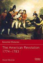 23620 - Marston, D. - Essential Histories 045: American Revolution 1774-1783