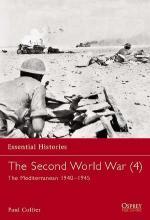 25221 - Collier, P. - Essential Histories 048: Second World War (4) The Mediterranean 1940-1945
