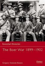 25613 - Fremont-Barnes, G. - Essential Histories 052: Boer War 1899-1902