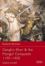 25575 - Turnbull, S. - Essential Histories 057: Genghis Khan and the Mongol Conquests 1190-