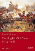 25336 - Gaunt, P. - Essential Histories 058: English Civil Wars 1642-1651