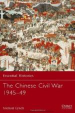 38094 - Lynch, M. - Essential Histories 061: Chinese Civil War 1945-1949
