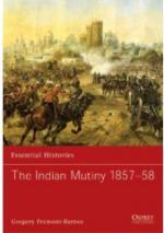 35925 - Fremont-Barnes, G. - Essential Histories 068: Indian Mutiny 1857-58
