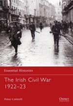 33178 - Cottrell, P. - Essential Histories 070: Irish Civil War 1922-23
