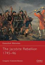 47755 - Fremont Barnes, G. - Essential Histories 072: Jacobite Rebellion 1745-46