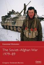 52377 - Fremont Barnes, G. - Essential Histories 075: Soviet-Afghan War 1979-89