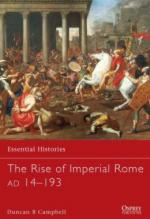 53593 - Campbell, D.B. - Essential Histories 076: Rise of Imperial Rome AD 14-193