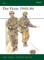 19569 - Ferguson-Lyles, G.-K. - Elite 001: Paras. British Airborne Forces 1940-1984