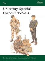 21130 - Rottman-Volstad, G.-R. - Elite 004: US Army Special Forces 1952-84