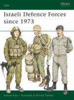 18158 - Katz-Volstad, S.-R. - Elite 008: Israeli Defence Forces since 1973