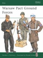 21442 - Rottman-Volstad, G.-R. - Elite 010: Warsaw Pact Ground Forces