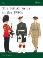 25709 - Chappell, M. - Elite 014: British Army in the 1980s
