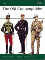 19324 - Barthorp-Turner, M.-P. - Elite 024: Old Contemptibles: British Expeditionary Forces 1902-14