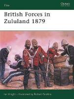 15992 - Knight-Scollins, I.-R. - Elite 032: British Forces in Zululand 1879