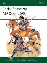 16789 - Bryant-McBride, A.J.-A. - Elite 035: Early Samurai AD 200-1500