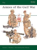 15497 - Rottman-Volstad, G.-R. - Elite 045: Armies of the Gulf War