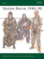 18717 - Melson-Hannon, C.-P. - Elite 055: Marine Recon 1940-90