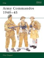 15520 - Chappell, M. - Elite 064: Army Commandos 1940-45