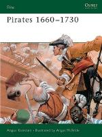 19679 - Konstam-McBride, A.-A. - Elite 067: Pirates 1660-1730