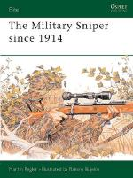 20331 - Pegler-Bujeiro, M.-R. - Elite 068: Military Sniper since 1914