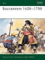16016 - Konstam-McBride, A.-A. - Elite 069: Buccaneers 1620-1700