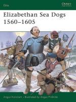 16828 - Konstam-McBride, A.-A. - Elite 070: Elizabethan Sea Dogs 1560-1605