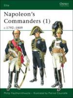 19098 - Haythornthwaite-Courcelle, P.-P. - Elite 072: Napoleon's Commanders (1) 1792-1809