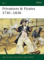 19787 - Konstam-McBride, A.-A. - Elite 074: Privateers and Pirates 1730-1830