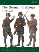 21601 - Caballero Jurado-Bujeiro, C.-R. - Elite 076: German Freikorps 1918-23