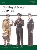 21978 - Sumner-Baker, I.-A. - Elite 079: Royal Navy 1939-45