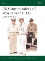 22621 - Arnold-Pavlovic, J.-D. - Elite 085: US Commanders of World War II (1) Army and USAAF