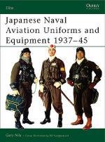 23759 - Nila-Younghusband, G.-B. - Elite 086: Japanese Naval Aviation Uniforms and Equipment 1937-45
