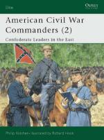 23778 - Katcher-Hook, P.-R. - Elite 088: American Civil War Commanders (2) Confederate Leaders in the East