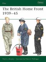 30546 - Brayley-McGregor, M.J.-M. - Elite 109: British Home Front Services 1939-45