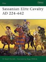 32022 - Farrokh-McBride, K.-A. - Elite 110: Sassanian Elite Cavalry AD 224-642
