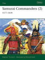 32065 - Turnbull-Hook, S.-R. - Elite 128: Samurai Commanders (2) 1577-1638