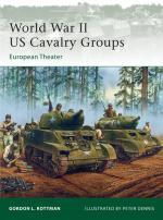52372 - Rottman-Dennis, G.L.-P. - Elite 129: World War II US Cavalry Groups: European Theater