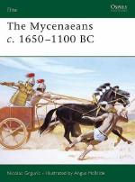 32034 - Grguric-McBride, N.-A. - Elite 130: Mycenaeans c.1650-1100 BC