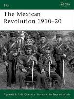32039 - Jowett-de Quesada-Walsh, P.-A.-S. - Elite 137: Mexican Revolution 1910-20