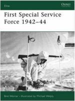 34759 - Werner, B. - Elite 145: First Special Service Force 1942-44