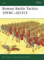 37162 - Cowan-Hook, R.-A. - Elite 155: Roman Battle Tactics 109 BC - AD 313