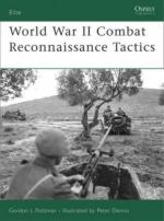 37163 - Rottman-Dennis, G.L.-P. - Elite 156: World War II Combat Reconnaissance Tactics