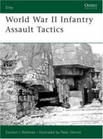 38042 - Rottman-Dennis, G.-P. - Elite 160: World War II Infantry Assault Tactics