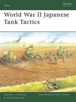 33174 - Rottman-Takizawa, G.-A. - Elite 169: World War II Japanese Tank Tactics