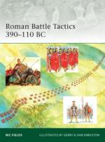 42960 - Fields, N. - Elite 172: Roman Battle Tactics 390-110 BC