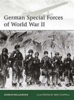 42965 - Williamson, G. - Elite 177: German Special Forces of World War II